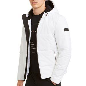 Michael Kors Men's Kors X Tech Jacket - White